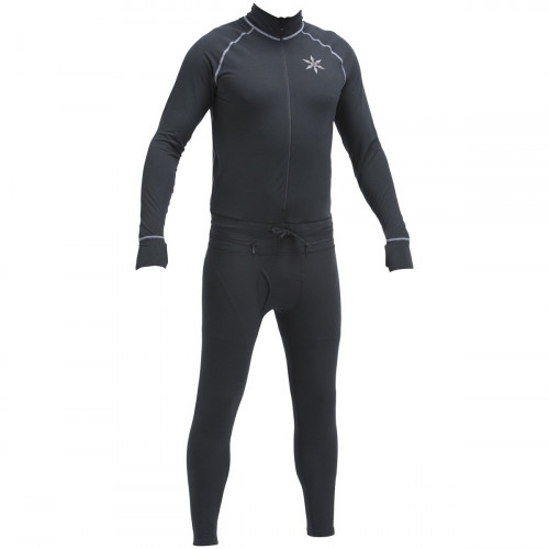 Men's Hoodless Ninja Suit