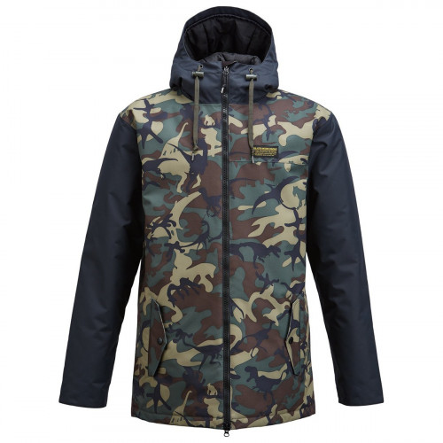 Mens Jacket / Freedom Toaster Jacket