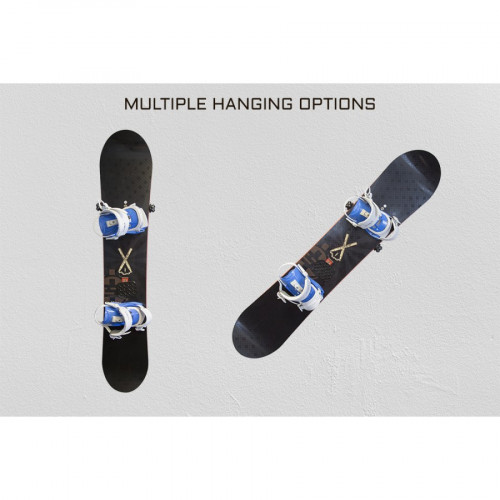 Demon Snowboard/Ski Wall Hangers