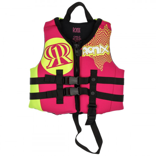 RONIX жилет водный дет AUGUST GIRL'S - CGA LIFE VEST (SS18)