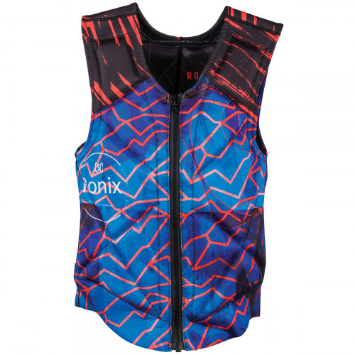 RONIX жилет водный PARTY ATHLETIC CUT - REVERSIBLE IMPACT JACKET (SS18)
