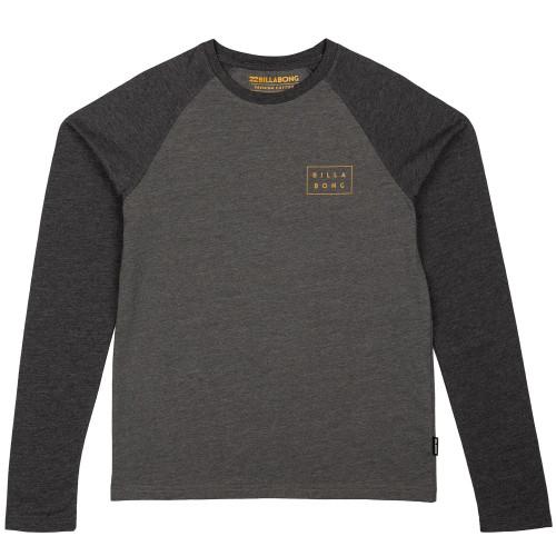 BILLABONG футболка DIE CUT TEE LS (SS18)